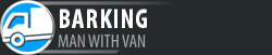 Man with Van Barking